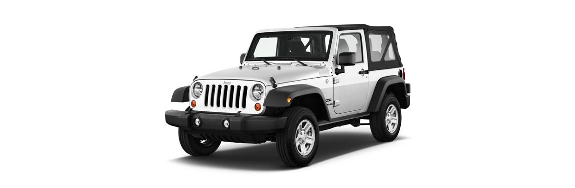 Jeep Wrangler 2-Door Soft Top