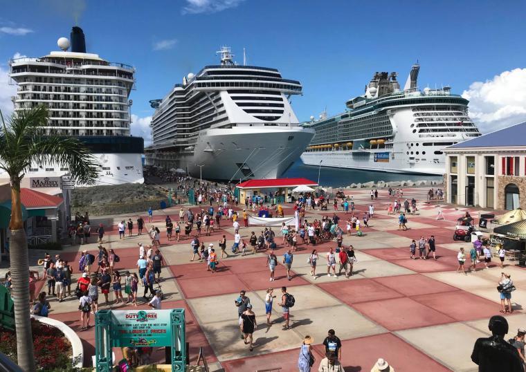 Port St Maarten