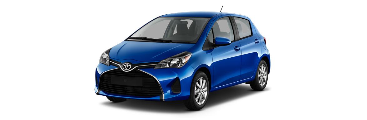 Toyota Yaris Coupe