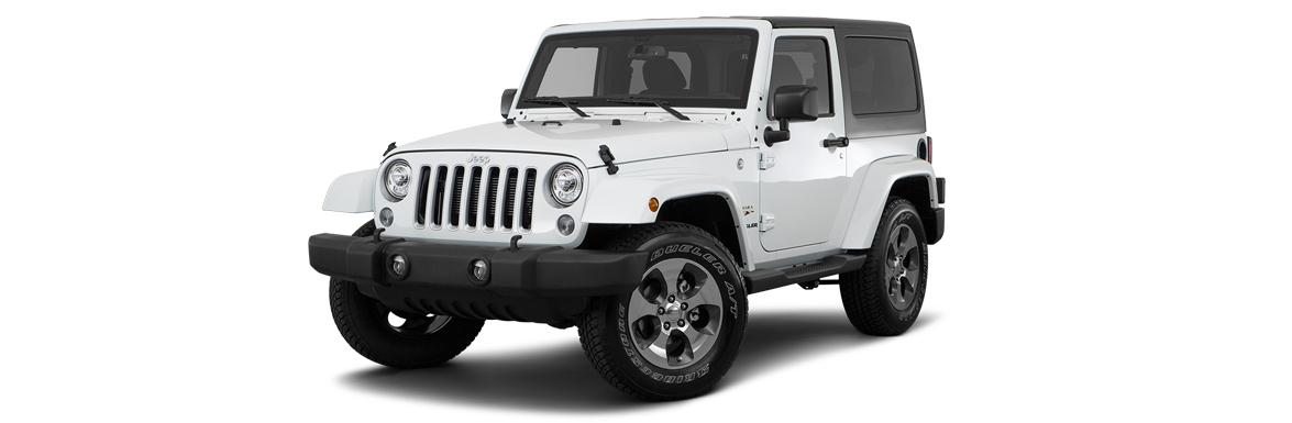 Jeep Wrangler 2-Door Hard Top