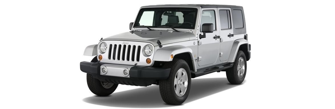 Jeep Wrangler 4-door Hard Top